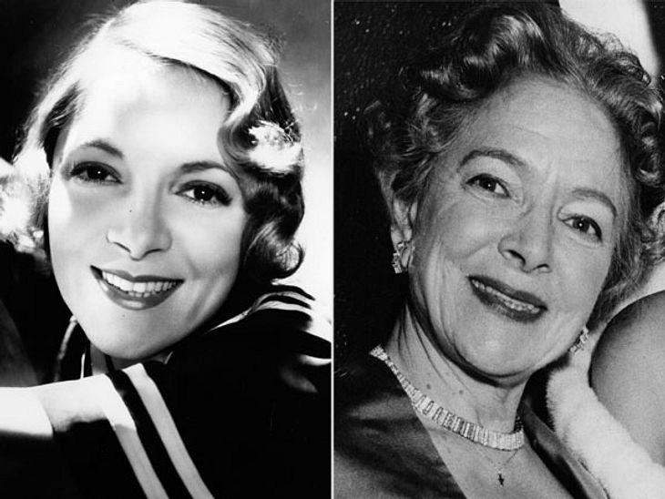 """Die Oscar-Verleihung: 39 JahreDas ist wohl die größte Zeitspanne zwischen zwei Oscar-Gewinnen für eine Person. Helen Hayes gewann 1932 ihren ersten Oscar für """"Die Sünde der Madelon Claudet"""", den nächsten aber erst 39 Jahre später:"""
