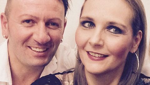 Helena Fürst und Ennesto Monte: Kommt bald eine Familien-Doku im TV? - Foto: privat