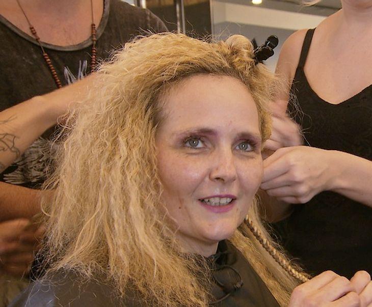 Helena Fürst: Die Rasta-Zöpfe sind ab!