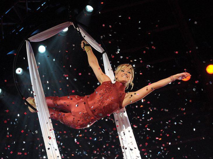 Helene Fischer: Schock-Moment auf der Bühne