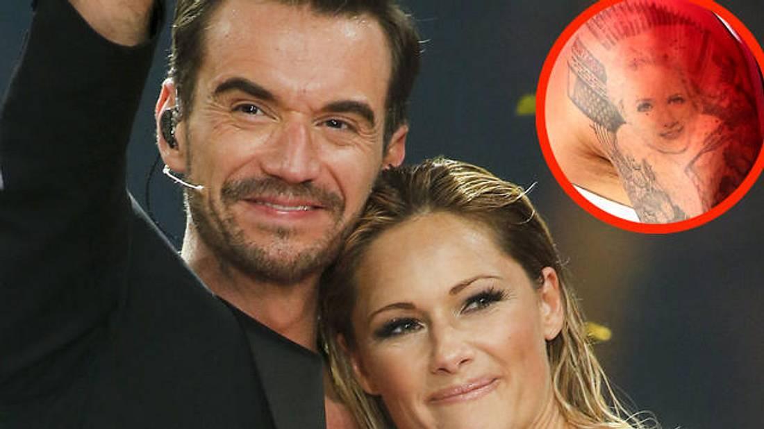 Florian Silbereisen: Das passiert nach der Trennung mit seinem Helene-Tattoo