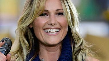Helene Fischer: Jetzt kann das Baby kommen! - Foto: Getty Images