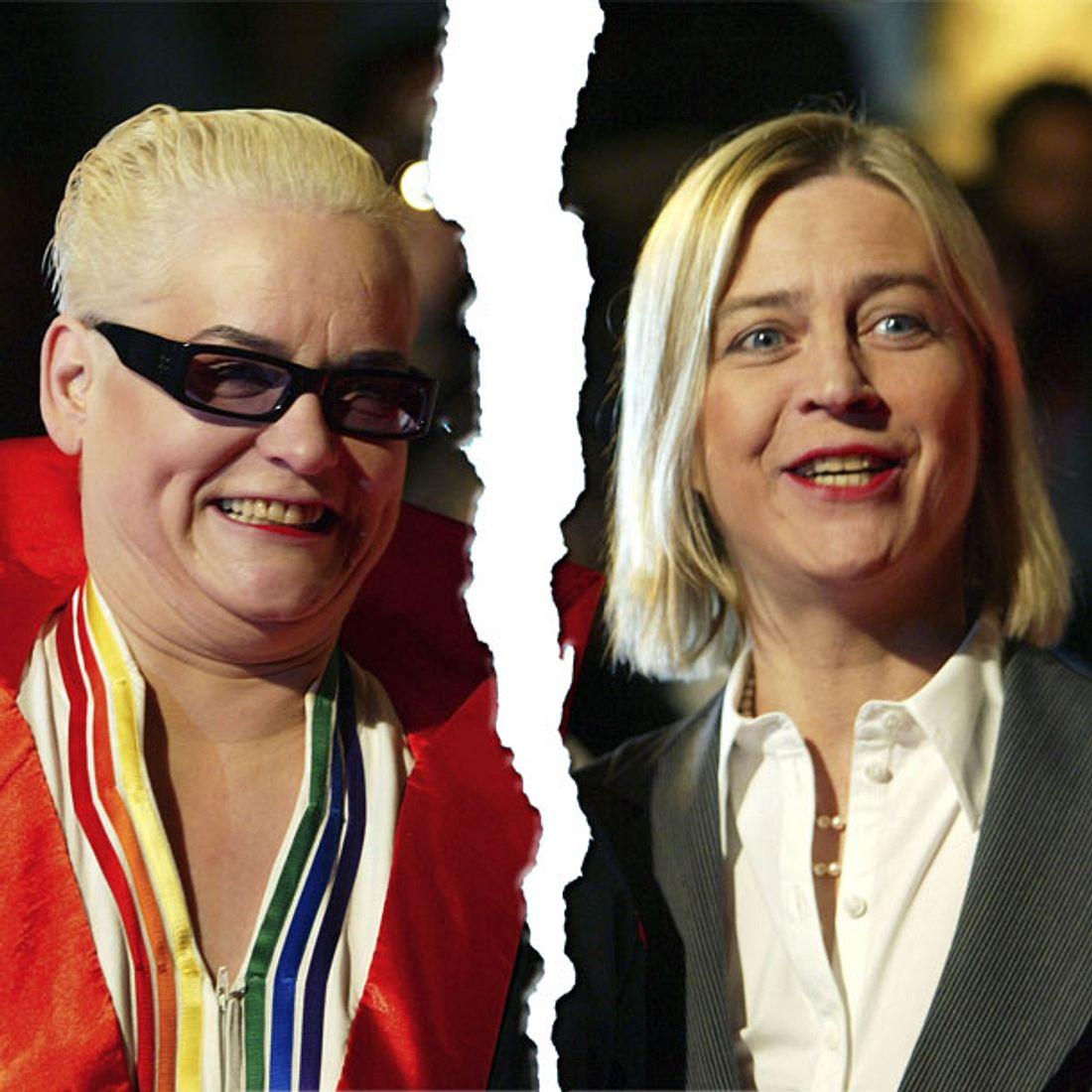 Hella von Sinnen und Cornelia Scheel: Trennung nach 25 Jahren Liebe!