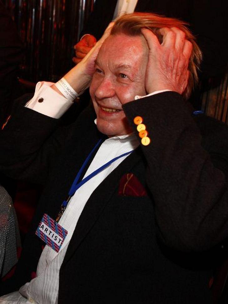 Helmut Berger will zurück ins TV