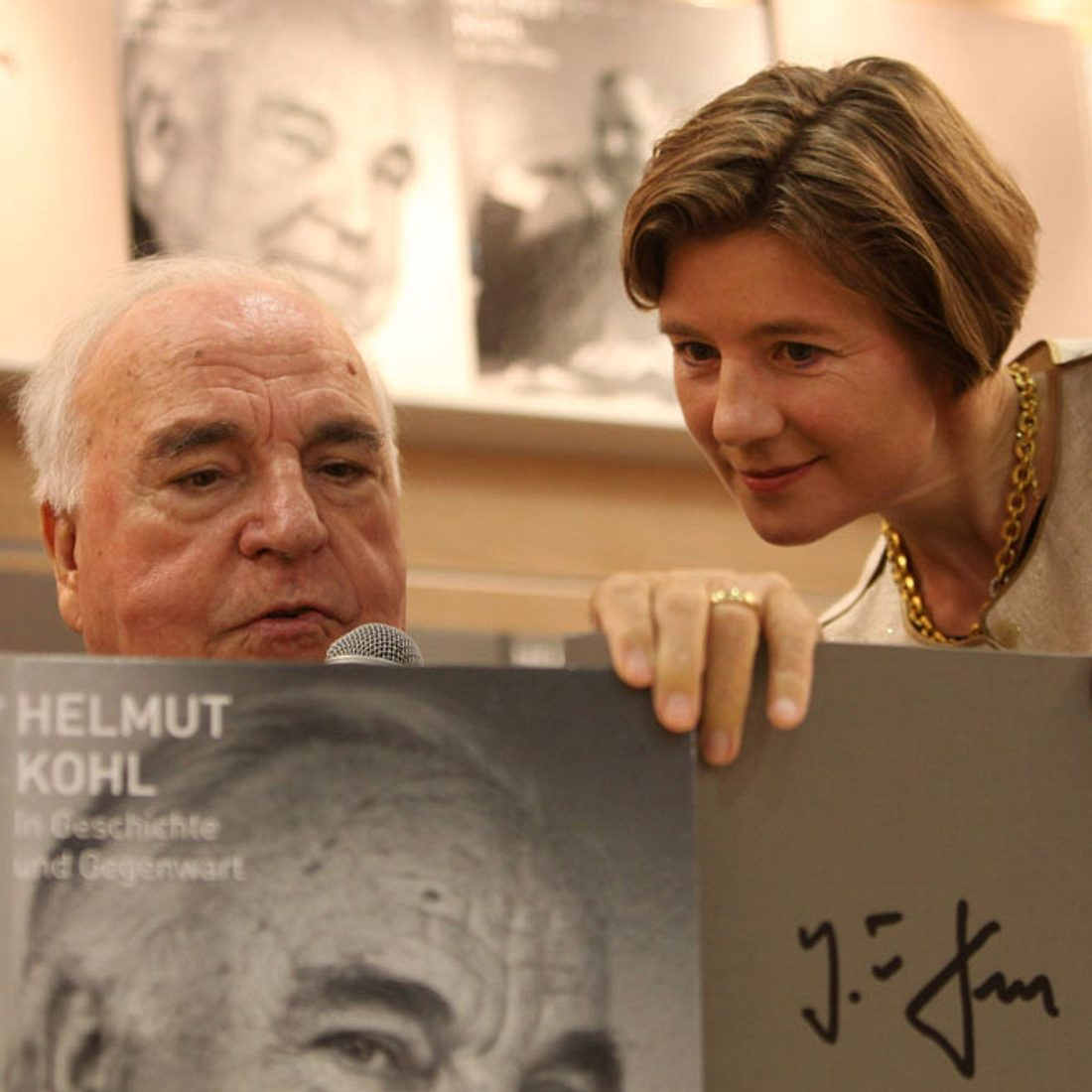 Maike Kohl-Richter: Darum hat sie keinen Anspruch auf die Rente von Helmut Kohl