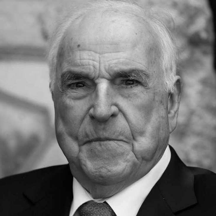Helmut Kohl ist tot!