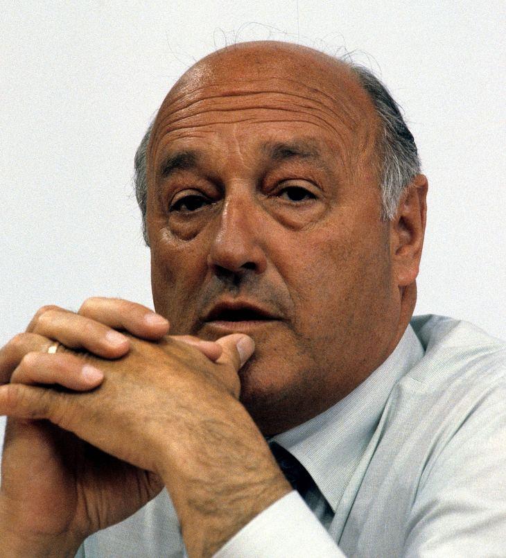 Ex-Arbeitsminister Herbert Ehrenberg ist gestorben