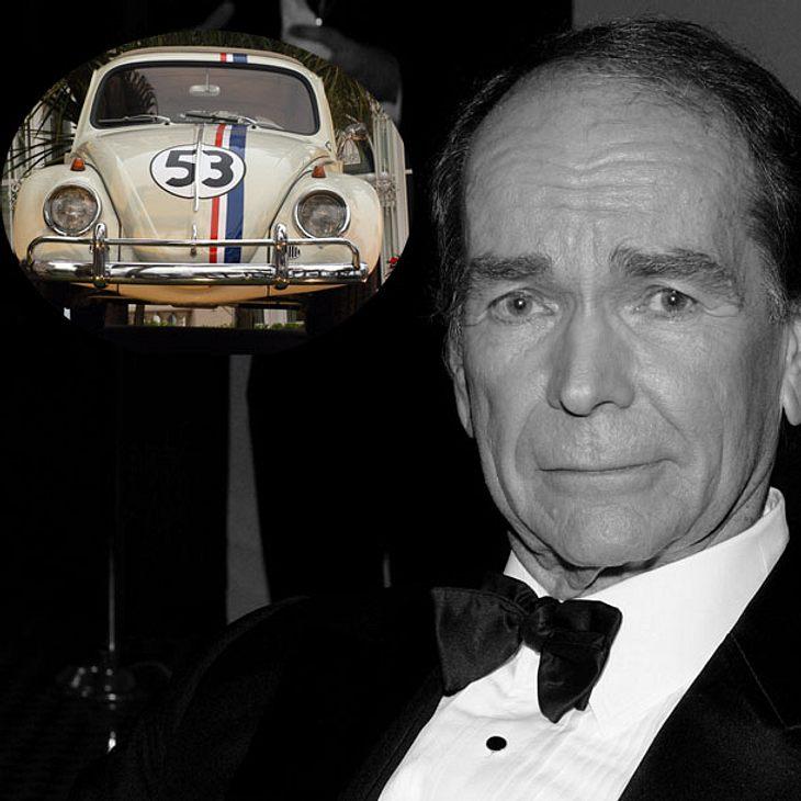 """Seinen Durchbruch feierte Dean Jones mit den """"Herbie""""-Filmen"""