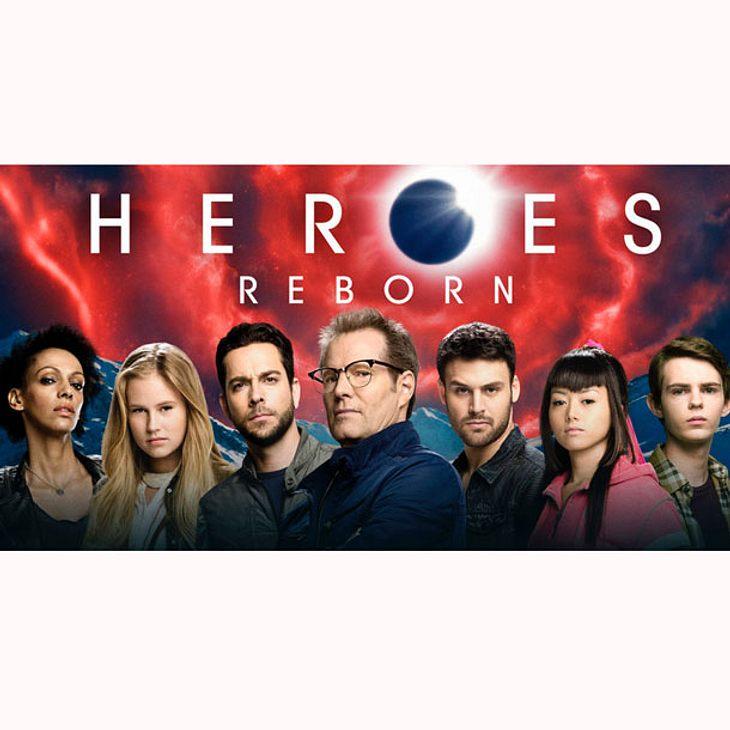 Heroes Reborn wird abgesetzt