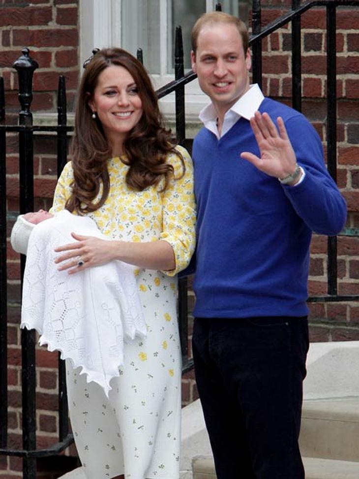 Die Briten wollen so aussehen wie die royale Familie.