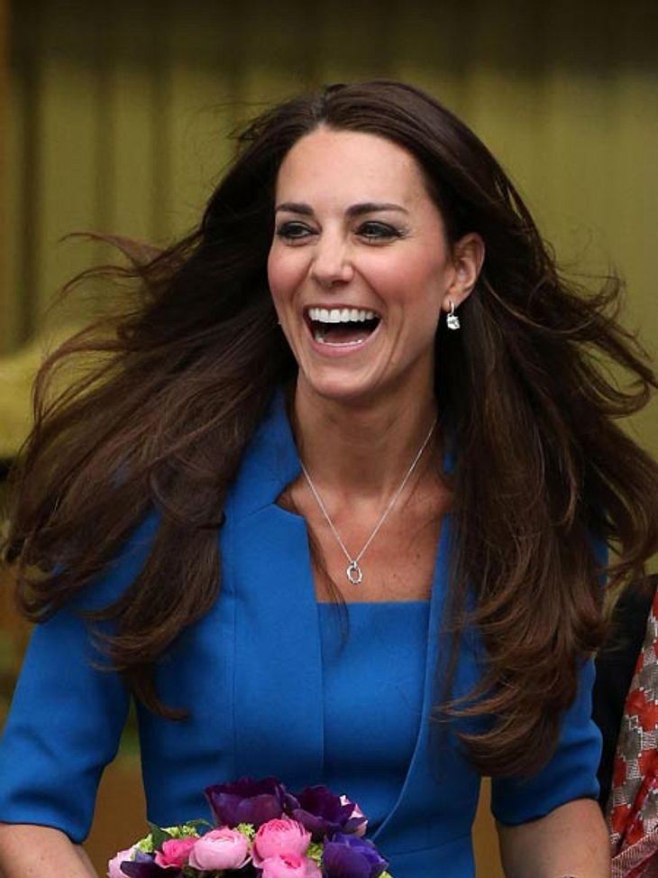 Herzogin Catherine: Ist Baby Nr. 2 bereits unterwegs?
