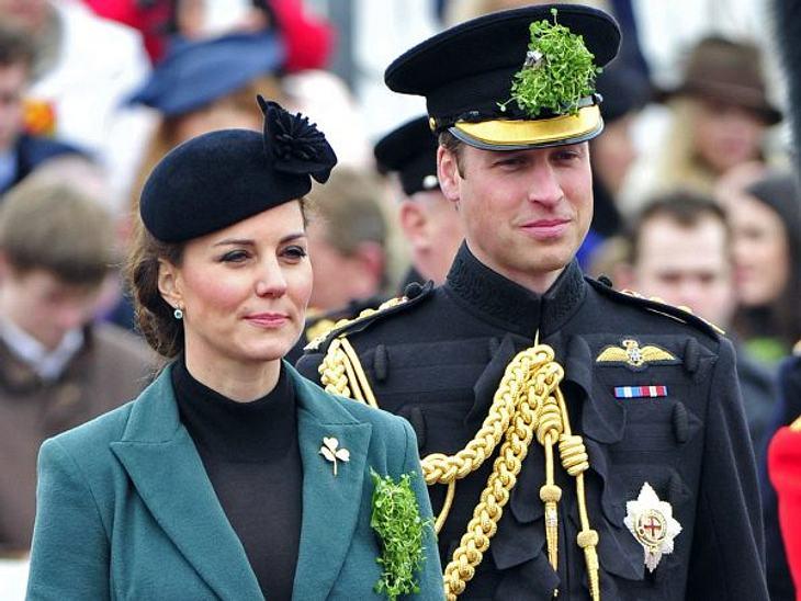 Herzogin Catherine: Falscher Geburtstermin?