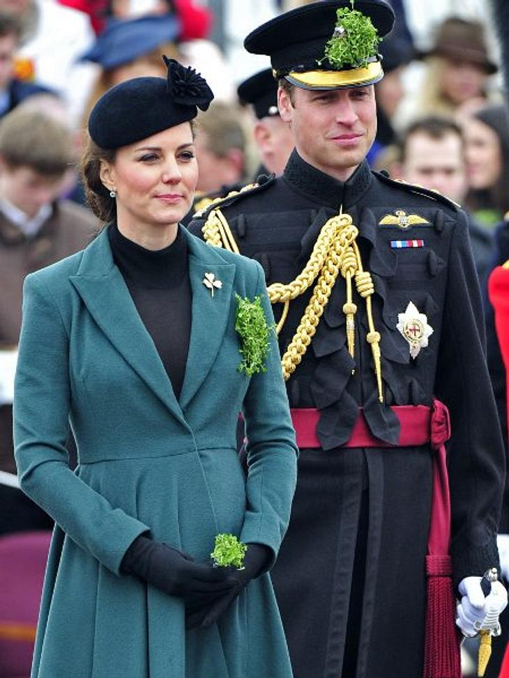 Herzogin Catherine & Prinz William sind sich uneinig