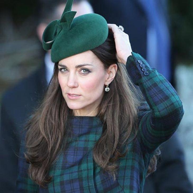 Herzogin Catherine muss den Valentinstag ohne Prinz William verbringen.