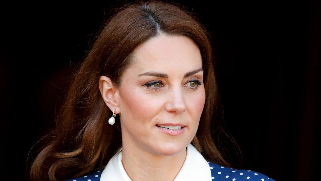 Herzogin Kate: Wow! DIESES Kleid ist eine Sensation!