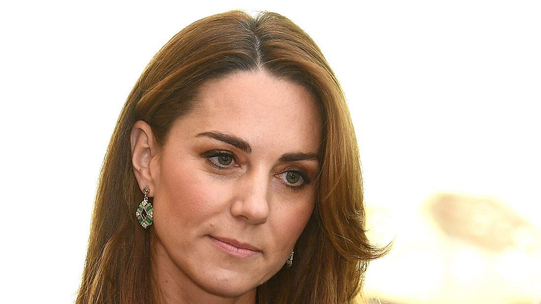 Herzogin Kate: DIESE Ohrringe kosten nur 8 Euro!