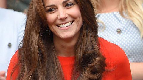 Herzogin Kate überrascht mit neuer Frisur