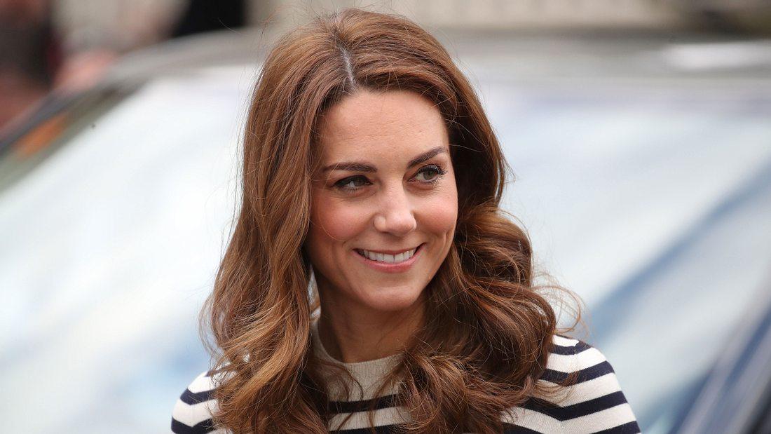 Herzogin Kate: Neuer Look! So haben wir sie noch nie gesehen!
