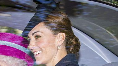 Herzogin Kate! Wow! SO teuer sind ihrer Ohrringe! - Foto: Getty Images
