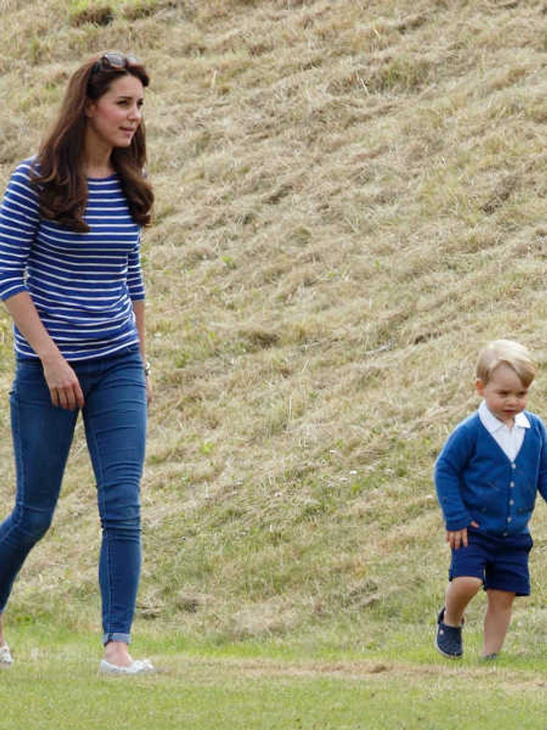 Herzogin Kate zeigte sich sechs Wochen nach der Geburt.