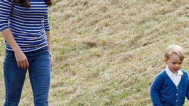 Herzogin Kate zeigte sich sechs Wochen nach der Geburt. - Foto: Getty Images