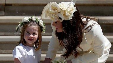 Herzogin Kate und Tochter Charlotte - Foto: GettyImages