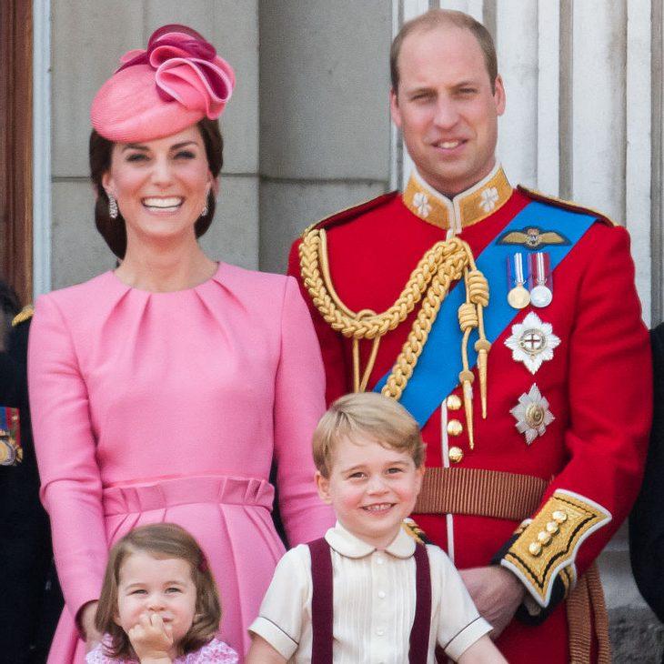Tolle Botschaft für Herzogin Kate