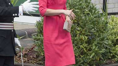 Herzogin Kate ist besorgniserregend dünn geworden. - Foto: Euan Cherry/WENN.com