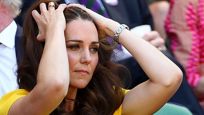 Herzogin Kate: Emotionaler Abschied von ihren Liebsten! - Foto: Getty Images