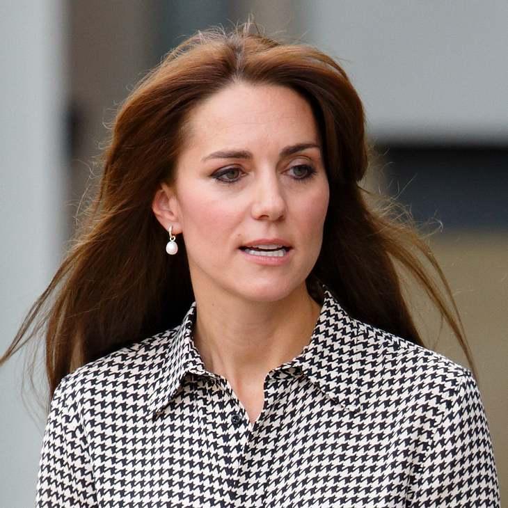 Herzogin Kate interessiert sich für das Schicksal der Häftlinge
