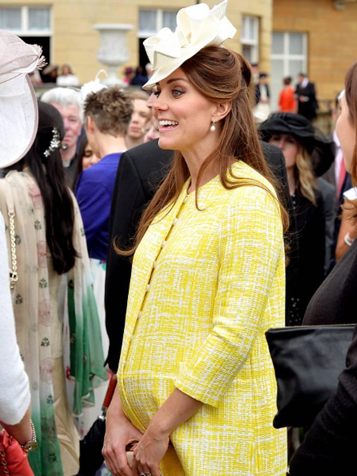 Kates Baby soll nicht mehr an diesem Wochenende geboren werden...