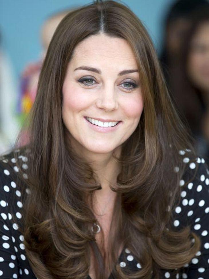 Herzogin Kate steht auf James Blunt
