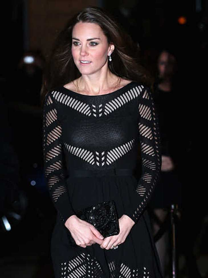 Herzogin Kate: Sie verliert in der Schwangerschaft weiter an Gewicht!
