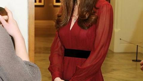 Herzogin Catherine zeigte im Urlaub ihren Babybauch - Foto: GettyImages