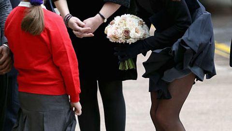 Herzogin Kate erlebte einen Marilyn-Moment - Foto: GettyImages