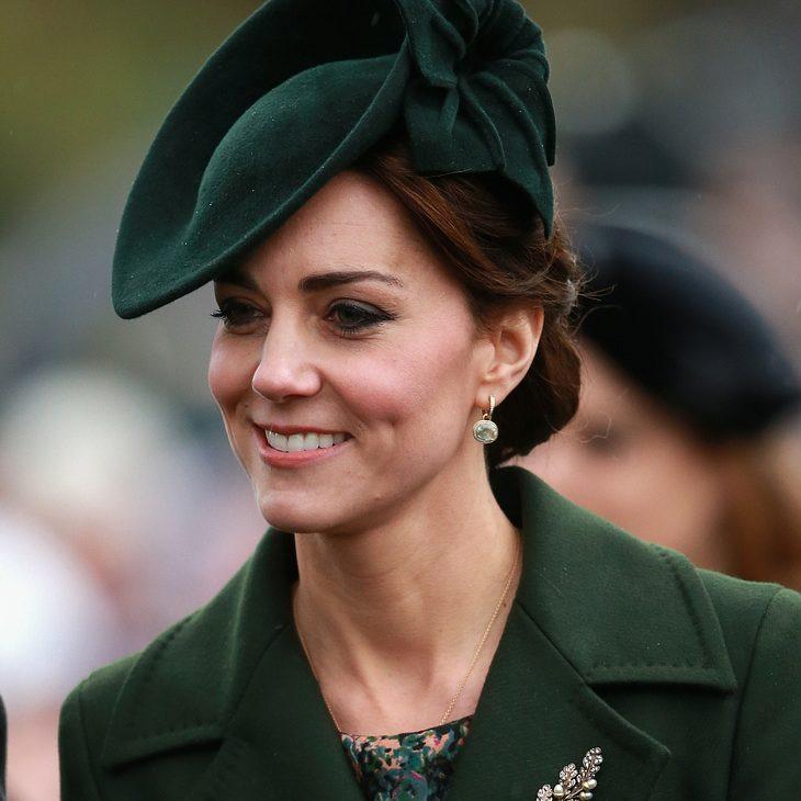 Herzogin Kate wurde zur Heldin ernannt