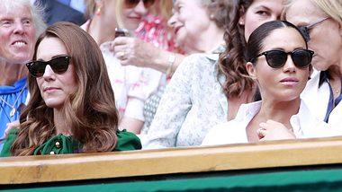 Herzogin Kate und Herzogin Meghan - Foto: imago