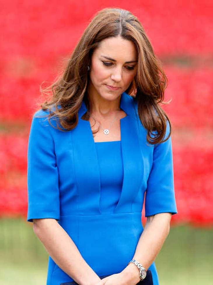 Herzogin Kate leidet immer noch