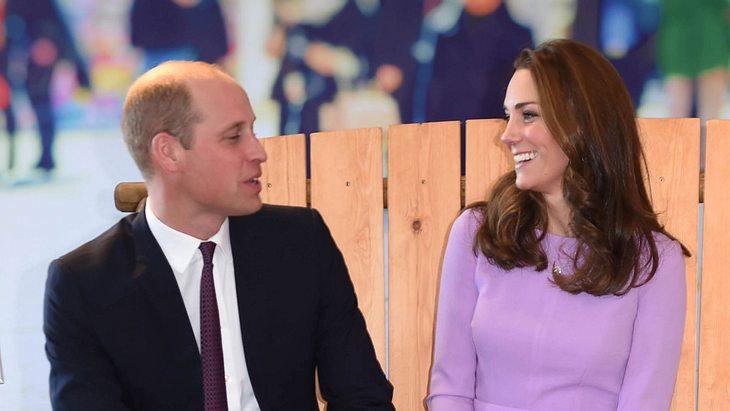 Herzogin Kate: Veränderte Körpersprache!