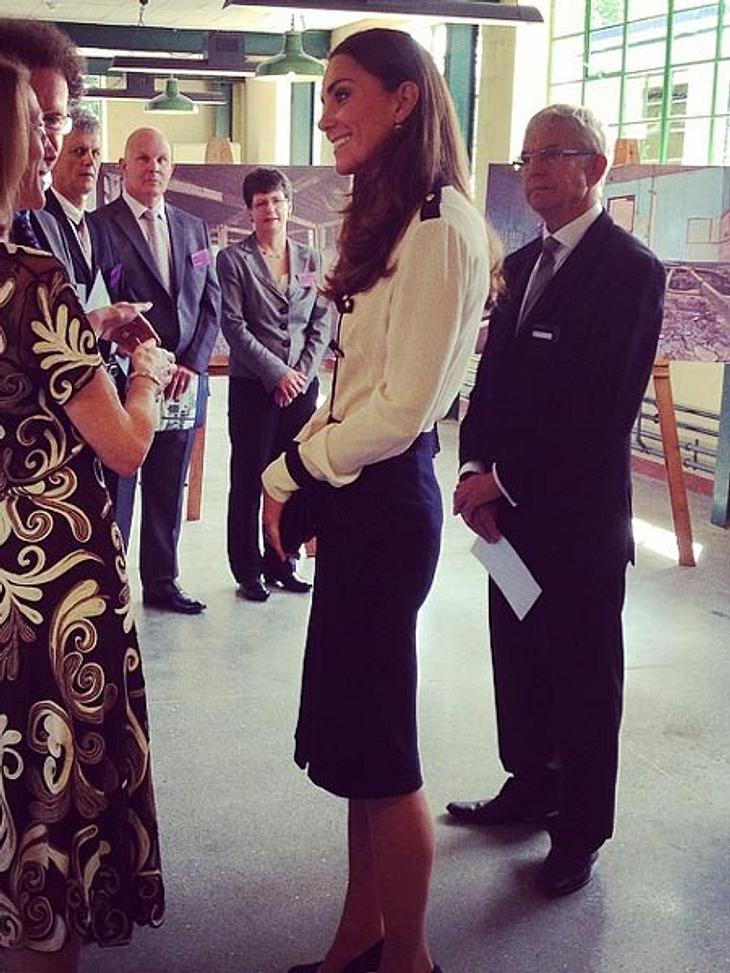 Herzogin Kate wird immer dünner