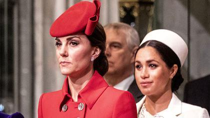 Herzogin Meghan: Harte Worte! Kate ist für Megixt verantwortlich! - Foto: Getty Images