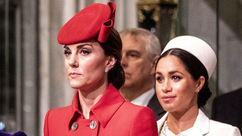 Herzogin Meghan und Herzogin Kate - Foto: Getty Images