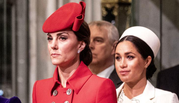 Herzogin Kate: Fiese Intrigen! Jetzt hat es Meghan übertrieben! | InTouch