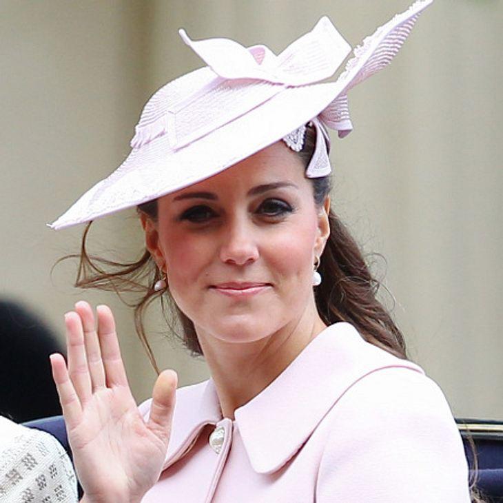 Herzogin Kate wünscht sich Musik im Kreißsaal