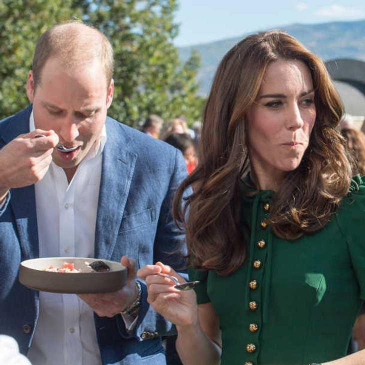 Herzogin Kate und die Penis-Muschel!