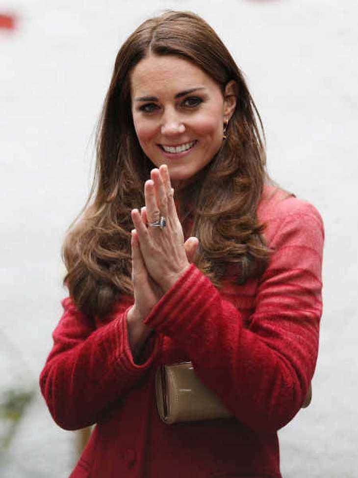 Herzogin Kate bekommt Popo-Bodyguard!