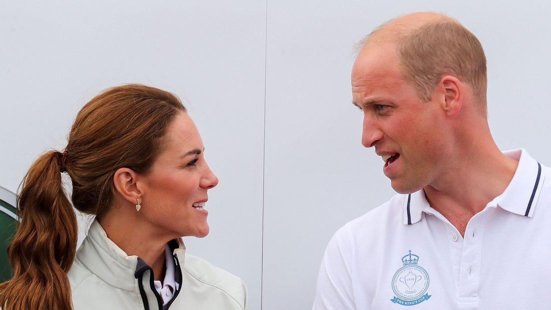 Herzogin Kate Prinz William