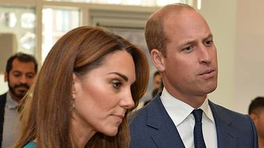 Herzogin Kate & Prinz William - Foto: GettyImages