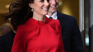 Herzogin Kate & Prinz William: Es werden eineiige Zwillinge! - Foto: Getty Images