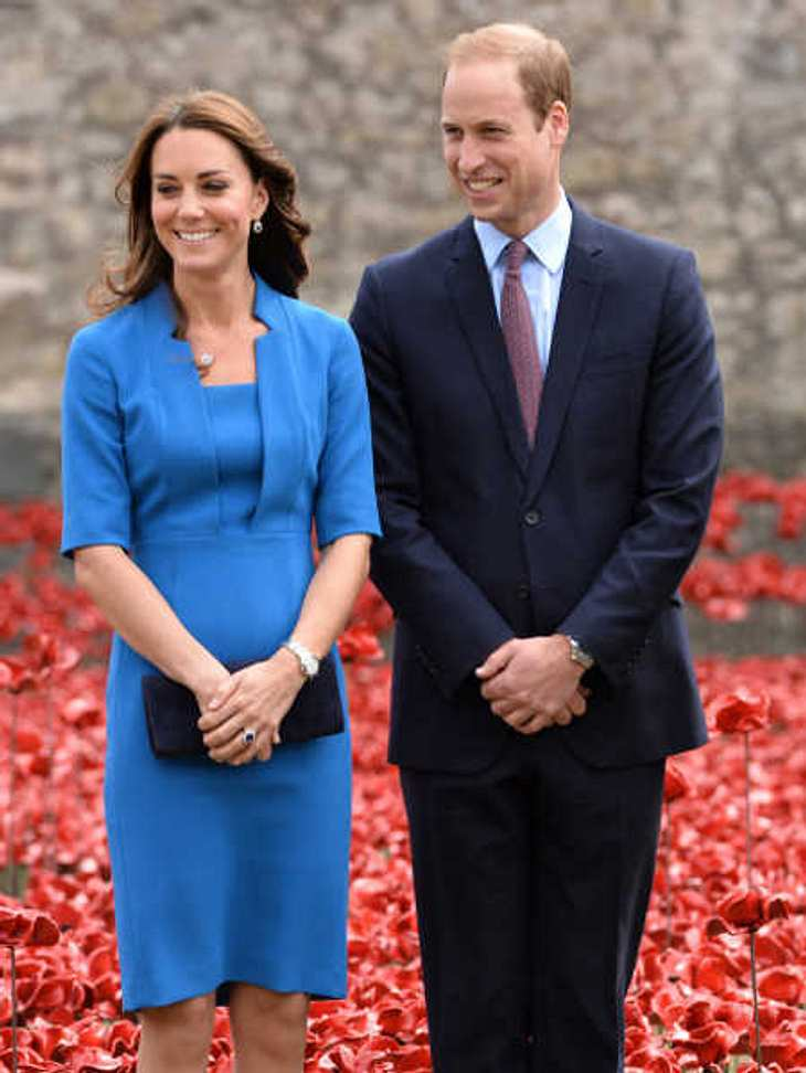 Kate und William bewiesen mal wieder ihre Bodenständigkeit